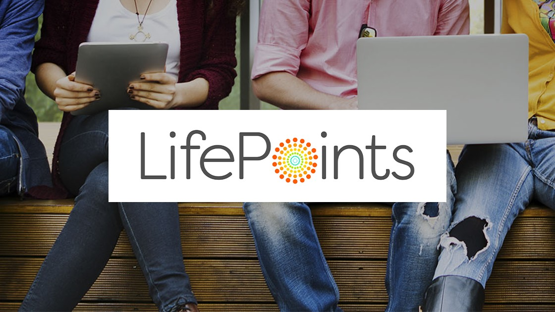 LifePoints Panels  - Get rewarded for your opinions!